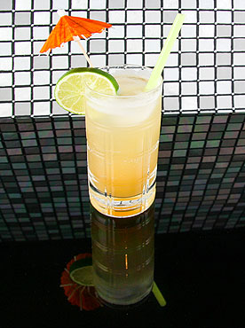 Ginger ale is frequently pale enough to pass for white wine or champagne.